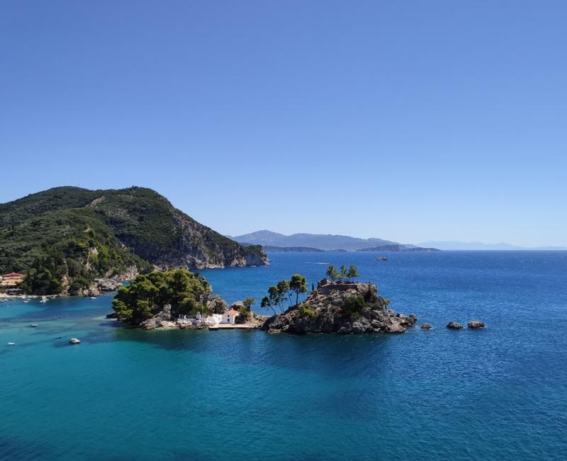 Rejs: Parga i Błękitna Laguna